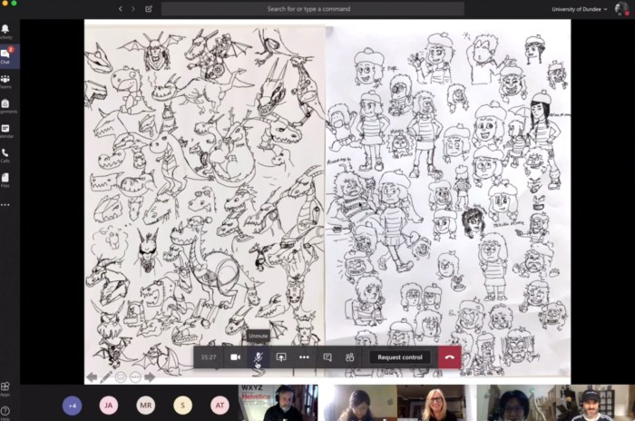 Dundee Comics Masters - Beano 2020 Online Crit with Beano Staff and Clio Ding