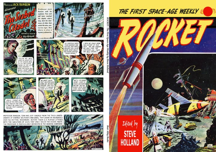 Rocket: The First Space-Age Weekly