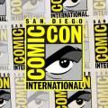 San Diego Comic Con Banner