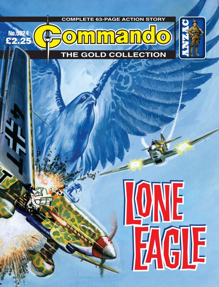 Commando 5324 - Gold Collection: Lone Eagle