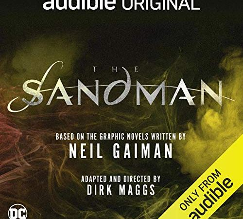 Neil Gaiman's Sandman Comes to Audible as Full-Cast Drama