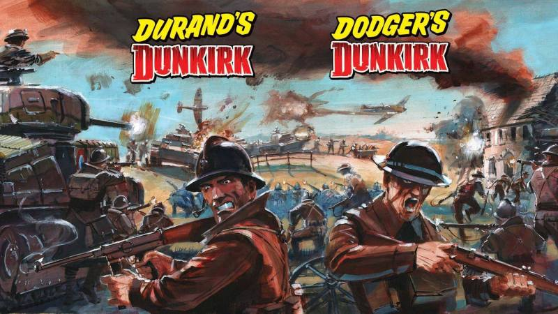 Commando Dunkirk 80th Anniversary specials out this week