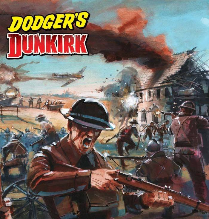 Commando 5337: Action and Adventure: Dodger's Dunkirk - Full