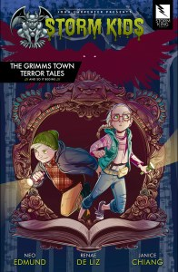The Grimms Town Terror Tales