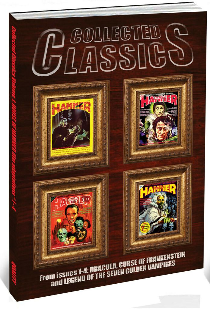 House of Hammer Collected Classics - Issues 1 - 4