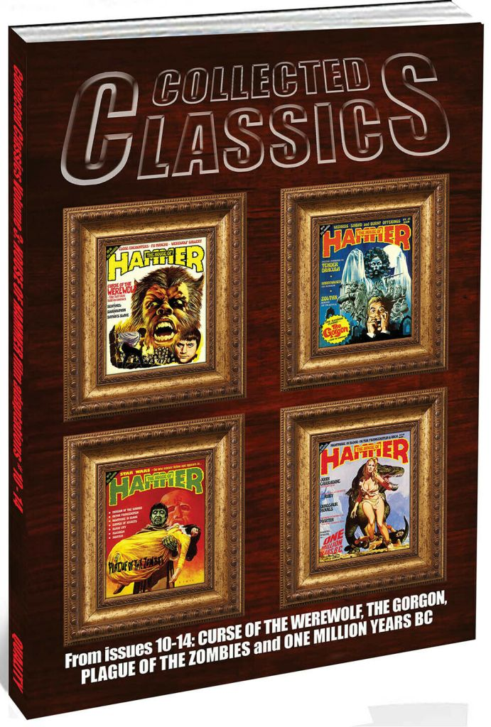 House of Hammer Collected Classics - Issues 10 - 14