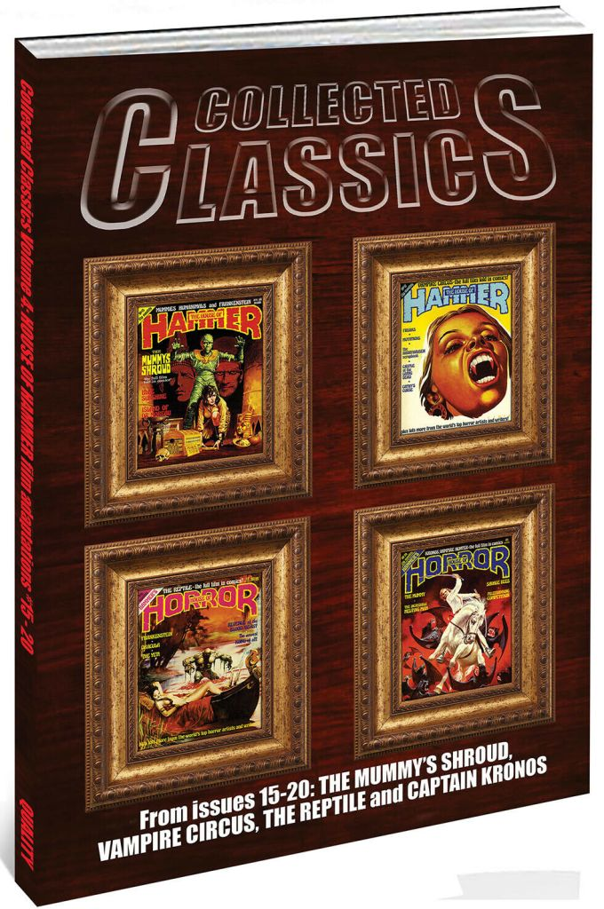 House of Hammer Collected Classics - Issues 15 - 20