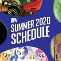 IDW Summer 2020 Schedule Promo
