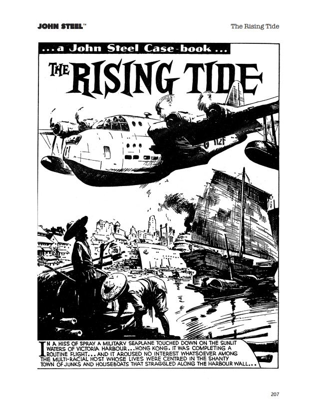 John Steel - The Rising Tide