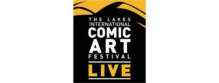 Lakes International Comic Art Festival LIVE 2020