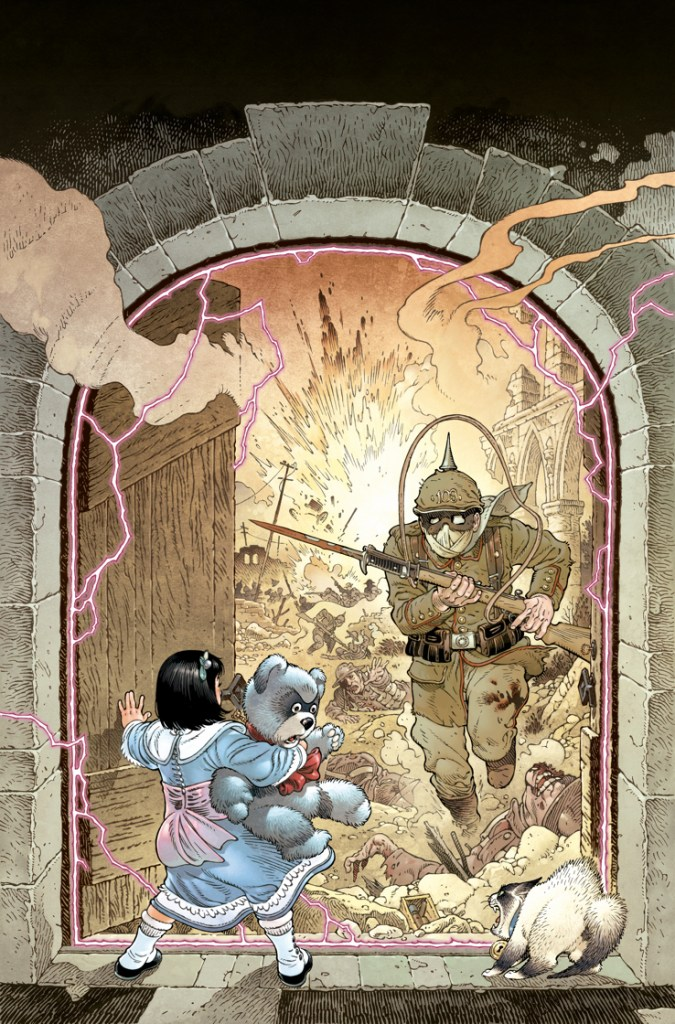 Locke & Key: …In Pale Battalions Go… #1 (of 2)
