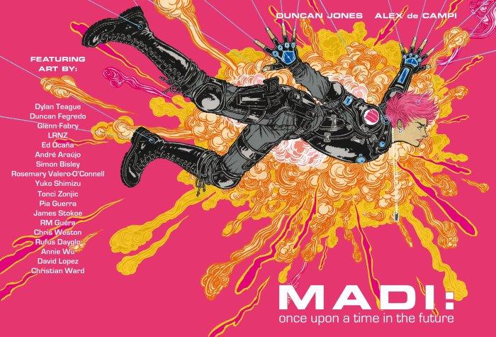 MADI Promo by Yuko Shimizu