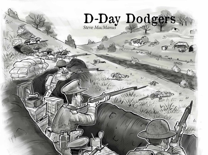 Splank! Annual 2020  - D-Day Dodgers