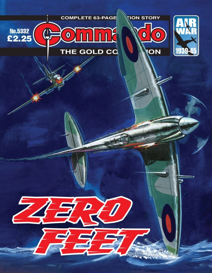 Commando 5332: Gold Collection: Zero Feet
