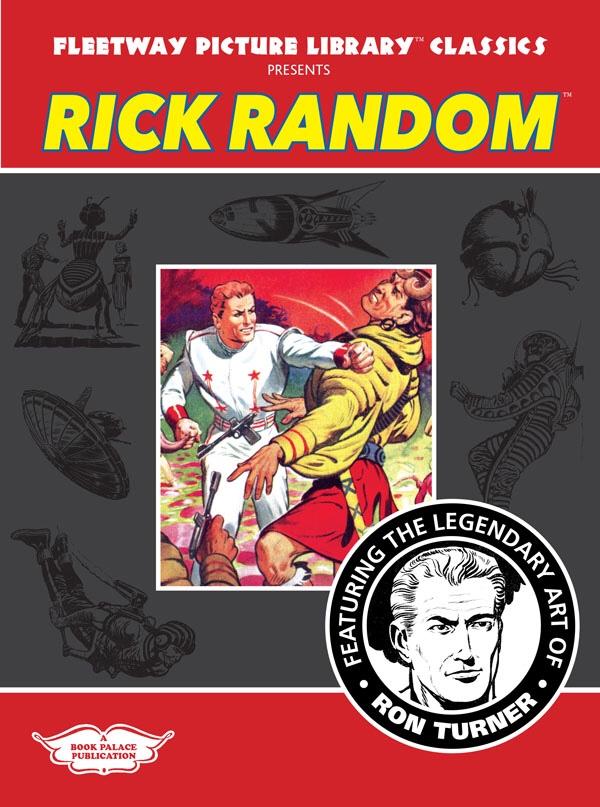 Fleetway Picture Library Classics: Rick Random