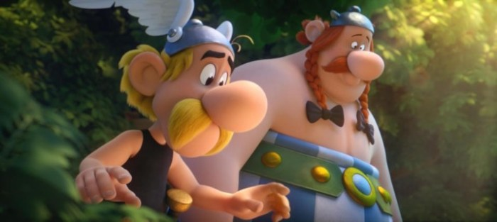 Asterix and Obelix: The Secret of the Magic Potion