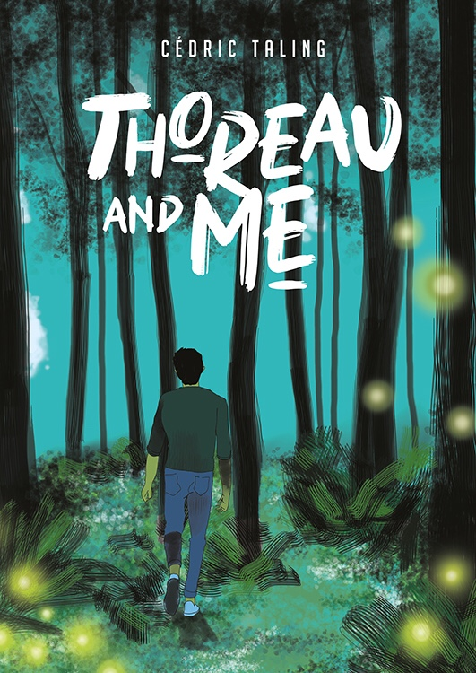 Thoreau and Me By Cédric Taling