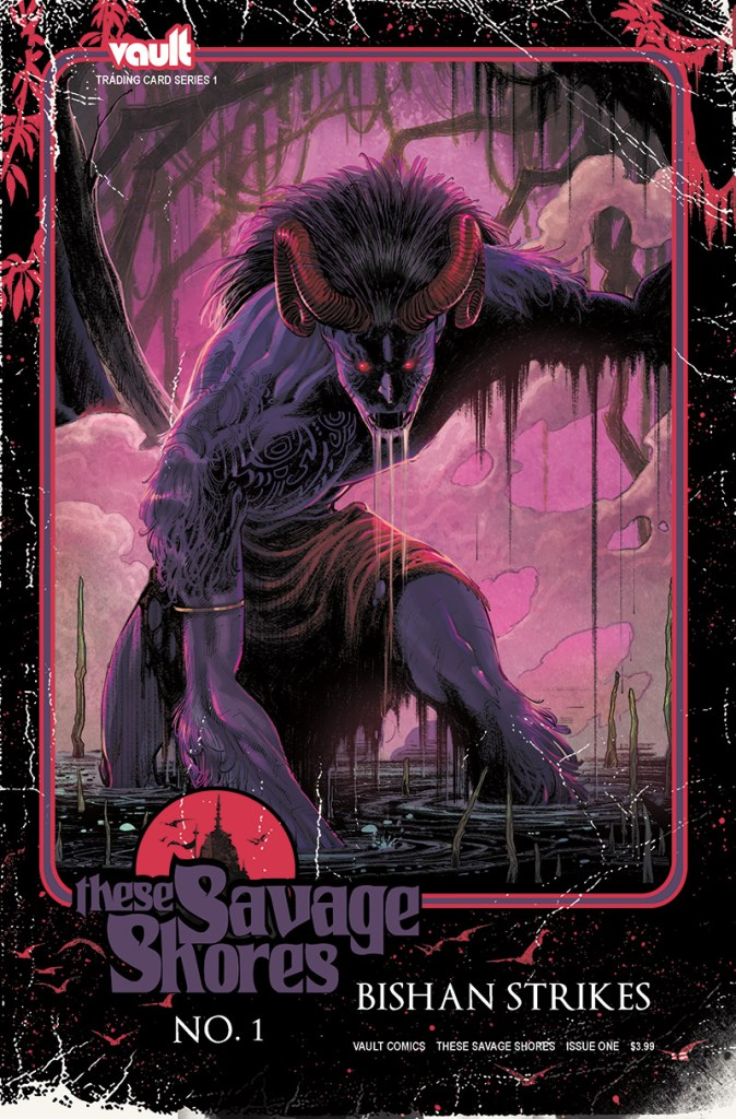 """Vault Comics """"Greatest Hits"""" - These Savage Shores #1"""