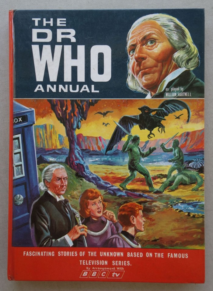 Doctor Who Annual 1967