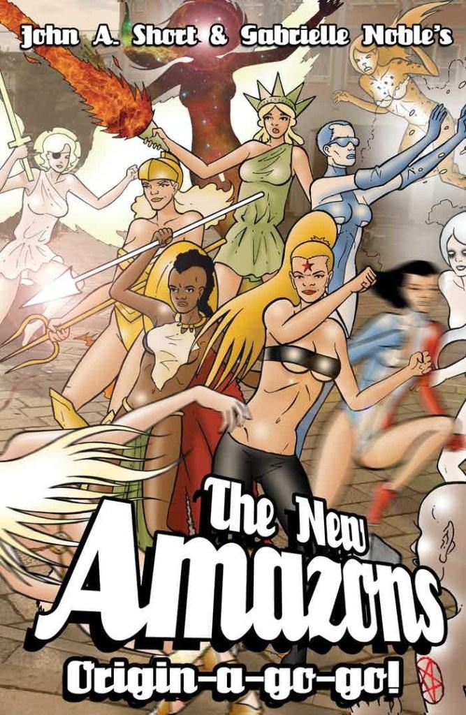 The New Amazons: Origin A-Go-Go