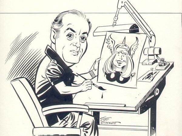 In Memoriam: Tributes to Marvel artist Joe Sinnott