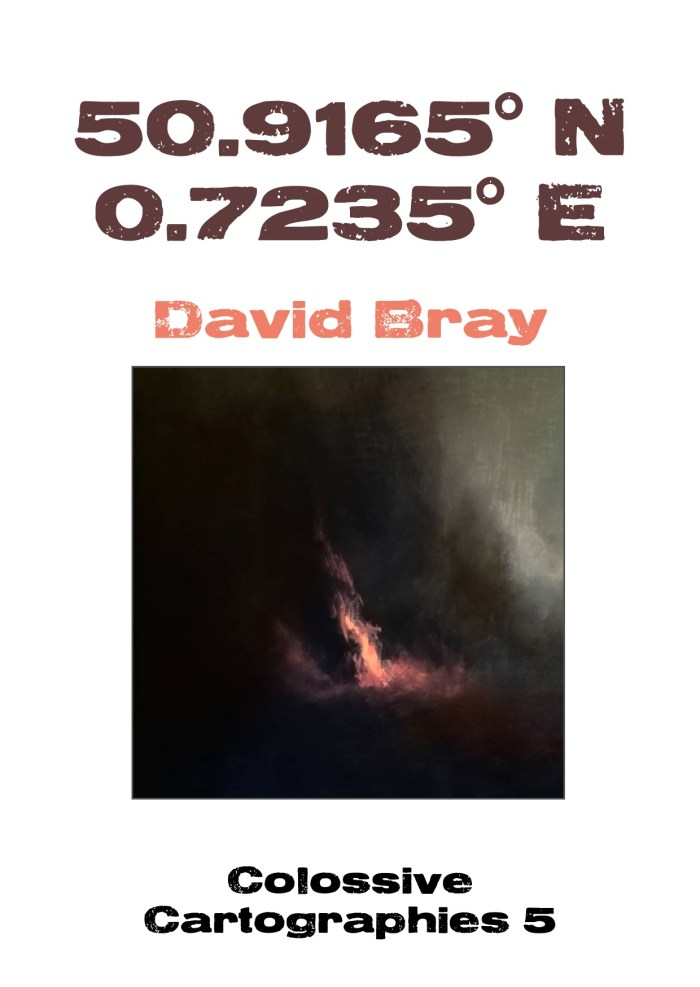 50.9165° N, 0.7235° E by David Robert Bray