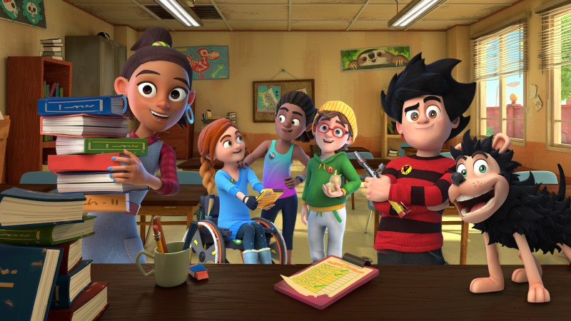 All-new Dennis & Gnasher: Unleashed! hits CBBC next week