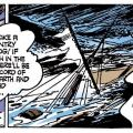 """The final episode of the 1984 Garth story """"La Belle Sauvage"""", written by Jim Edgar with art by Martin Asbury, coloured for its latest publication in the Mirror by Martin Baines, brings the strip's reprint run to a close in the national newspaper"""