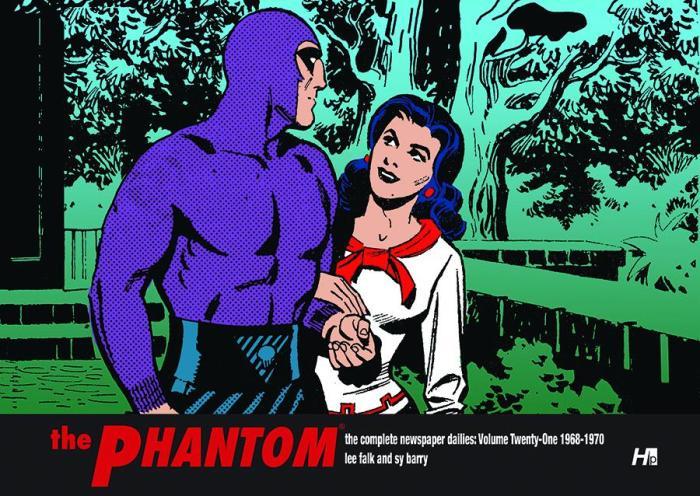 The Phantom: The Complete Newspaper Dailies Volume 21
