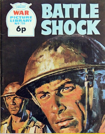 War Picture Library 786 - Battle Shock