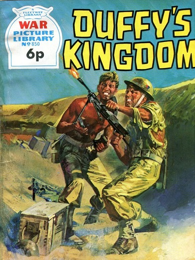 War Picture Library 850 - Duffy's Kingdom