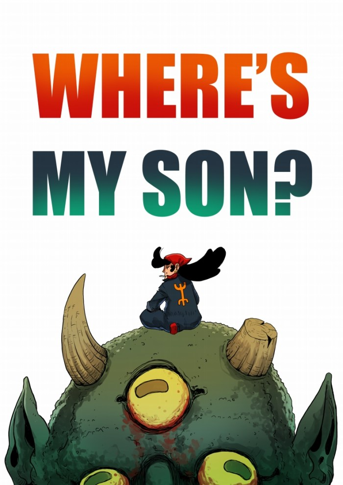 Where's My Son by Abdullah Hadia - Cover