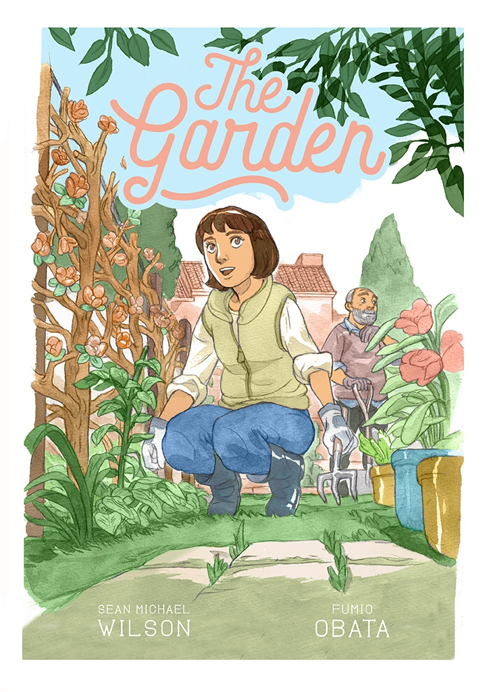 The Garden by Sean Michael Wilson and Fumio Obata