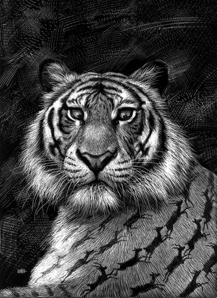 Art by Ricardo Martinez