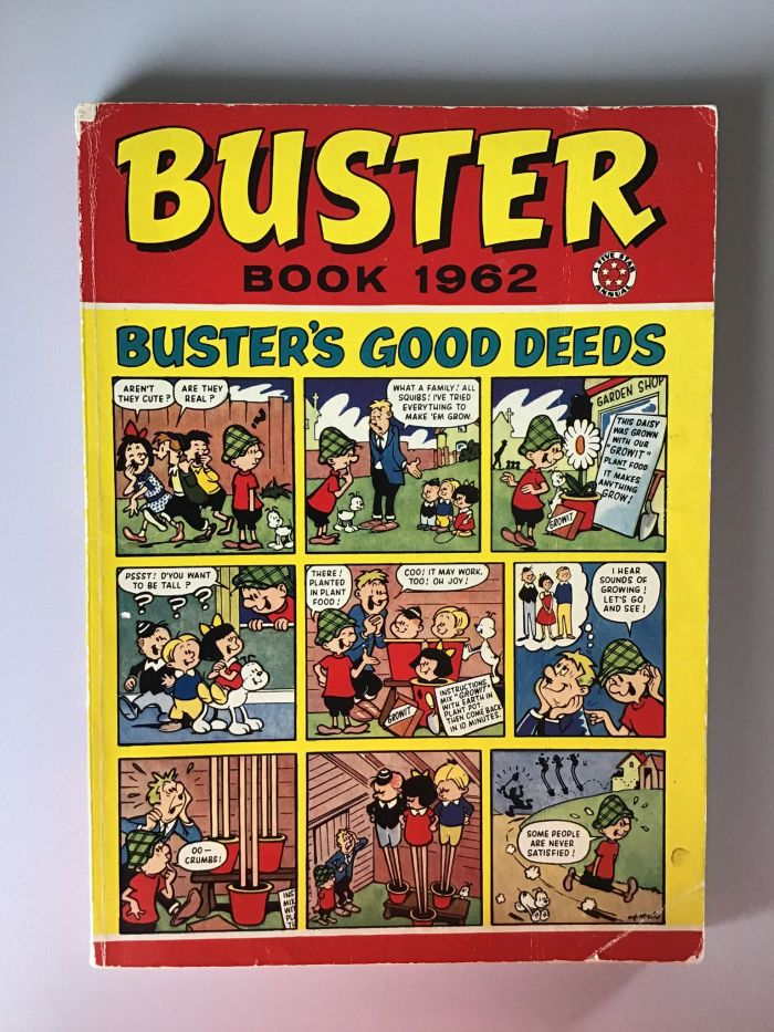 Buster Book 1962