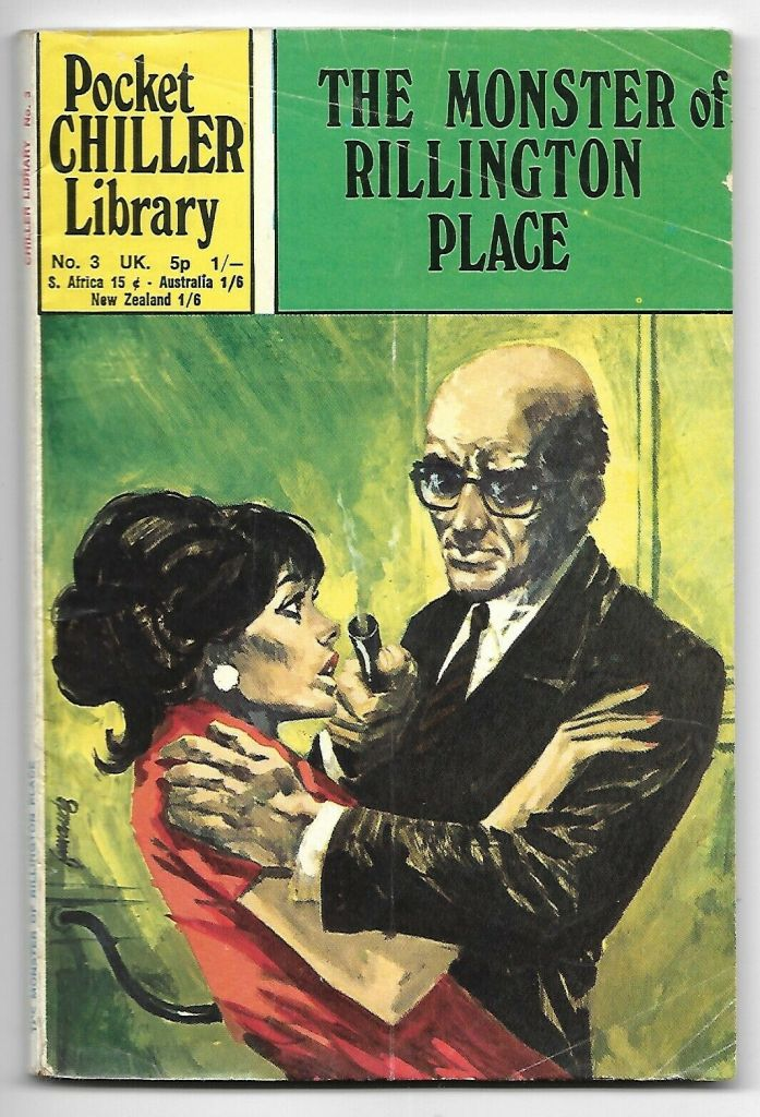 Pocket Chiller Library 3 - The Monster of Rillington Place
