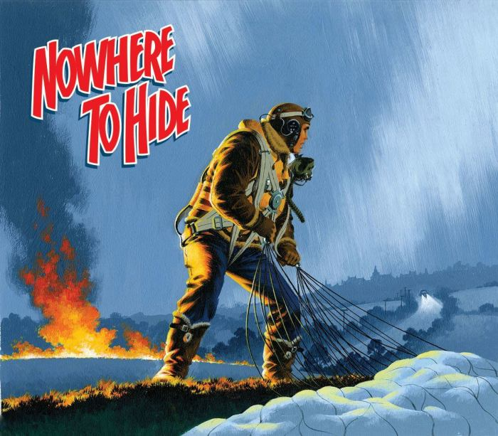Commando 5362: Silver Collection: Nowhere to Hide Full Cover