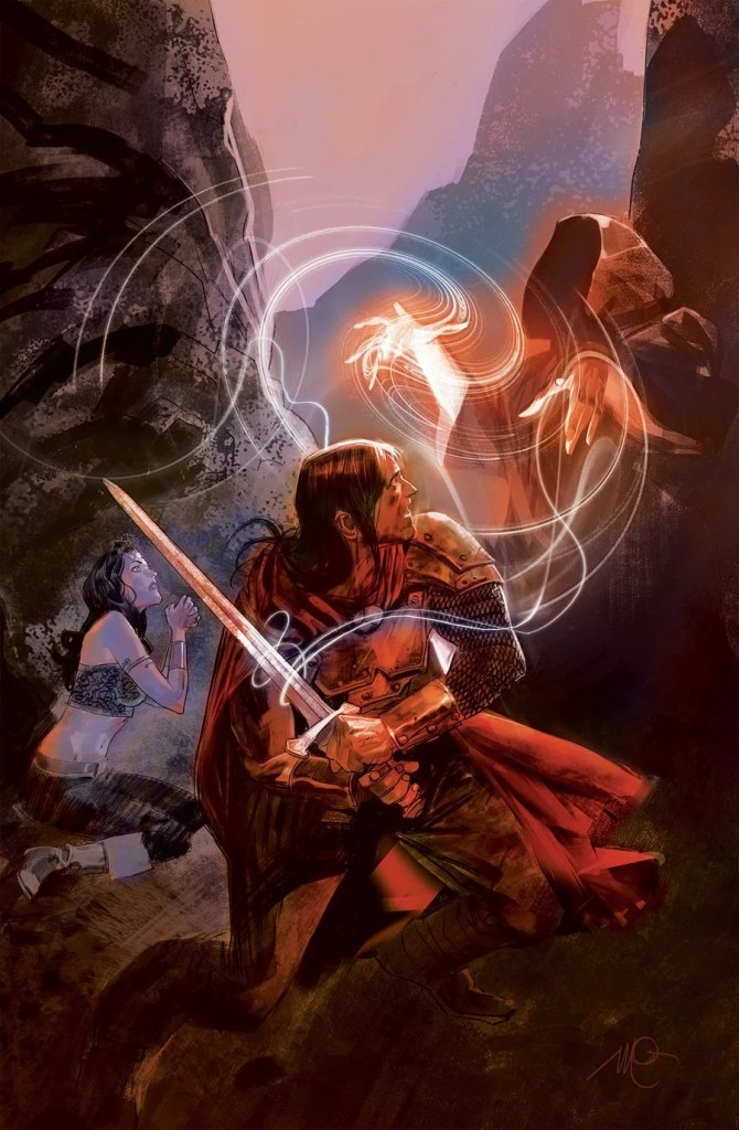 Conan the Barbarian art