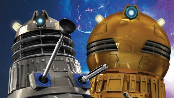 Doctor Who - Time Lord Victorious figurines