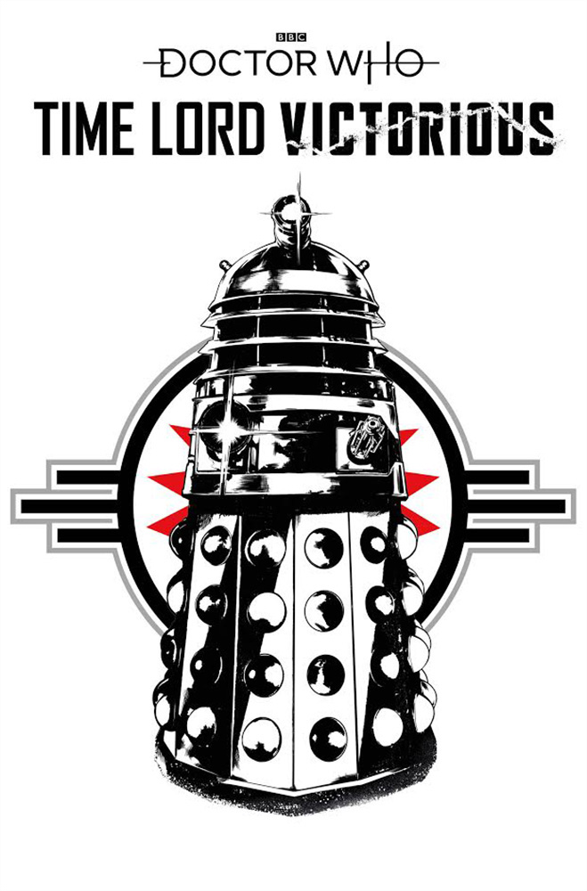 Doctor Who: Time Lord Victorious #1 - Limited Edition Forbidden Planet Variant (500 Copies Only)