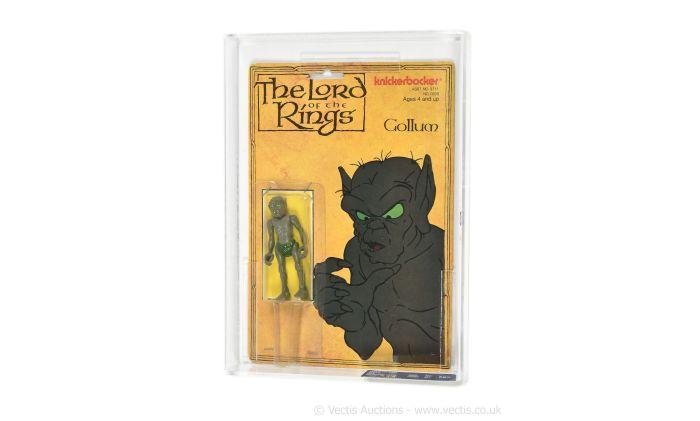 Knickerbocker Lord of the Rings 1979 Gollum figure