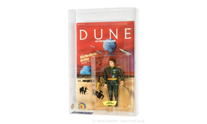 LJN Dune 1984 Paul Atreides figure