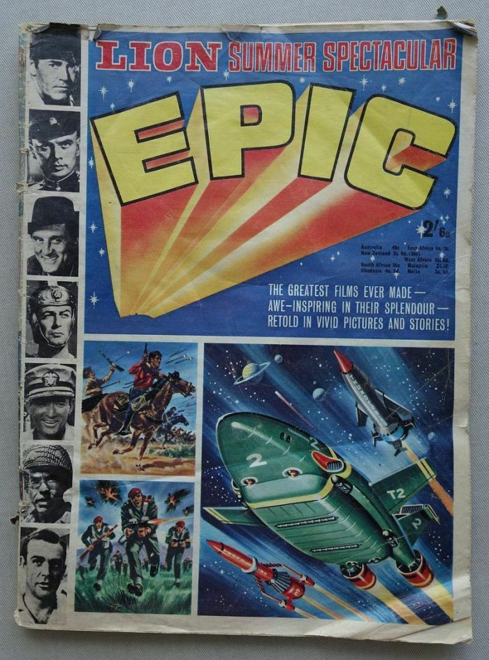 Lion Epic Summer-Special 1967
