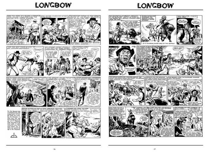 Longbow Volume 1 - Sample Art