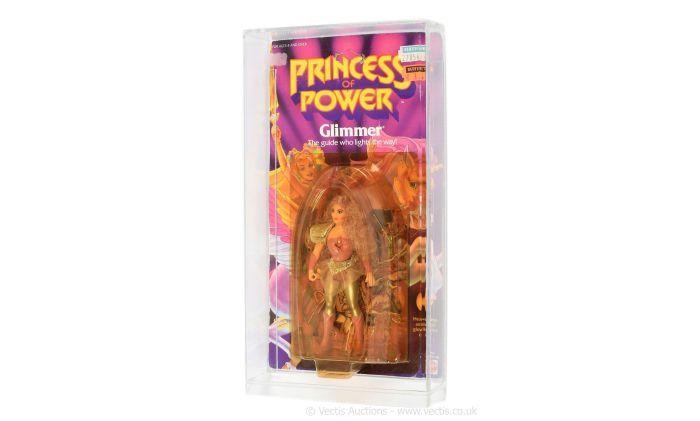 Mattel Princess of Power 1984 Glimmer figure