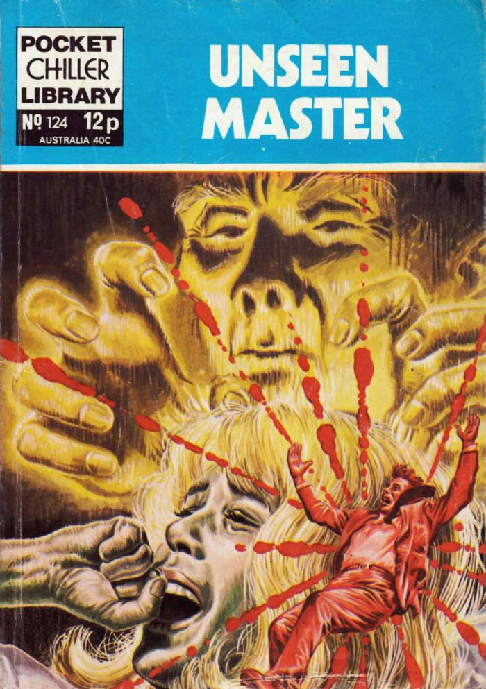Pocket Chiller Library 124 - Unseen Master