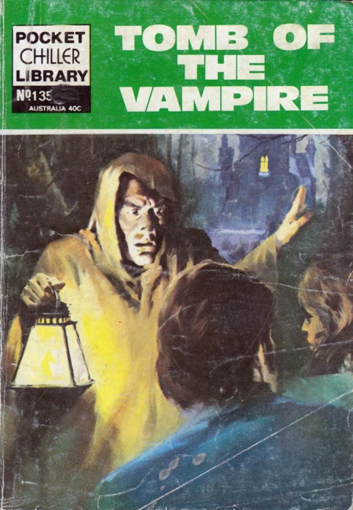 Pocket Chiller Library 135 - Tomb of the Vampire