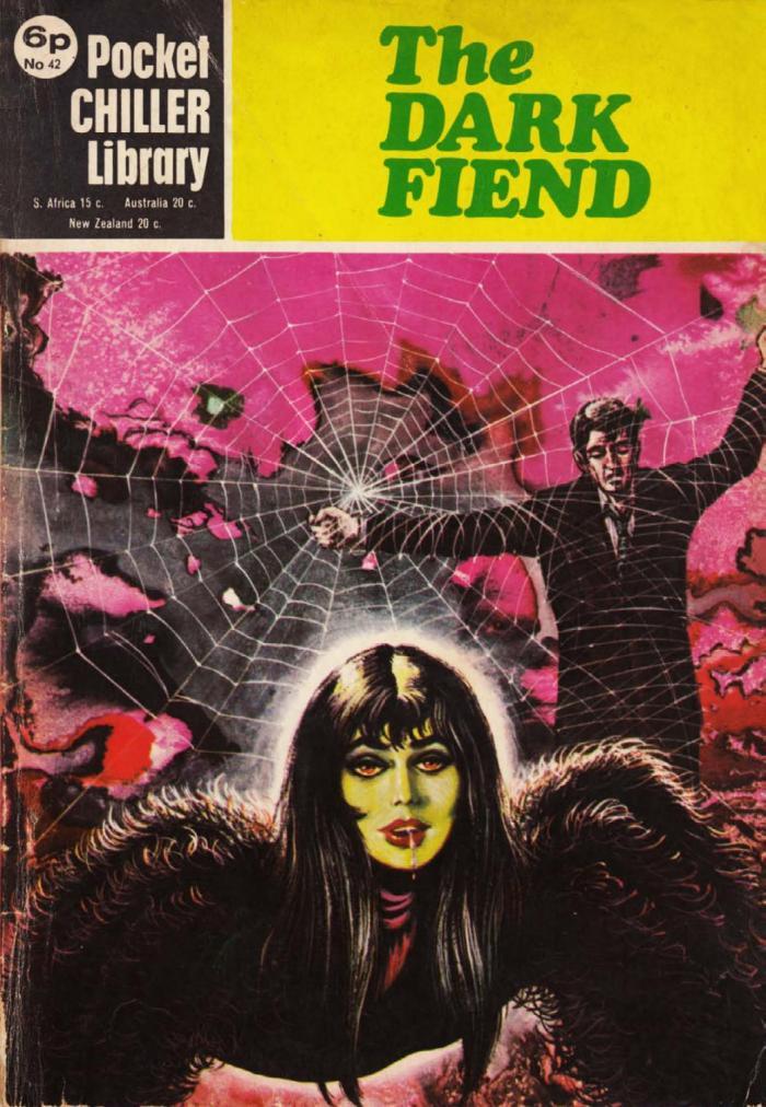 Pocket Chiller Library 42 - The Dark Fiend