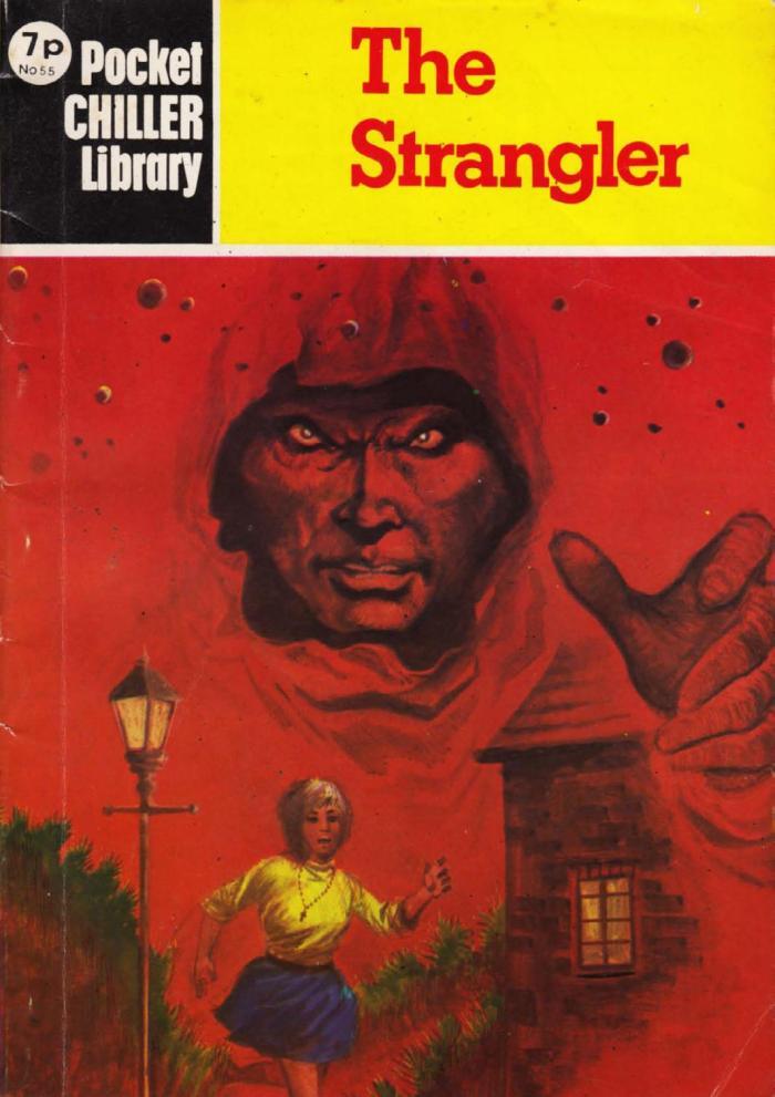 Pocket Chiller Library 55 - The Strangler