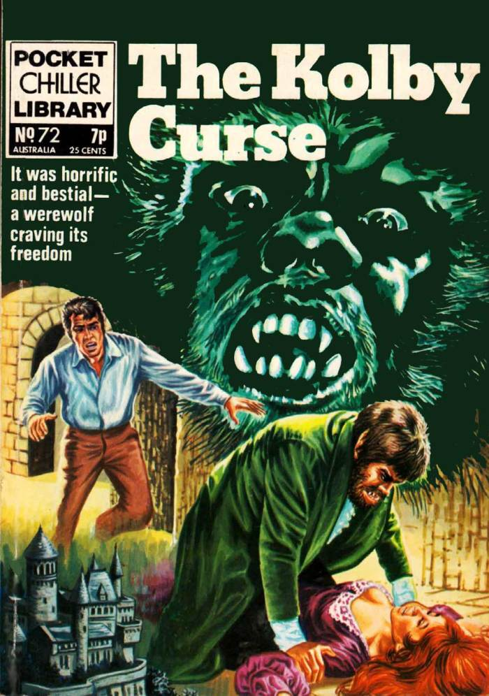 Pocket Chiller Library 72 - The Kolby Curse